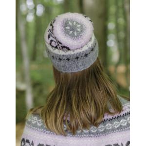 Telemark Hat by DROPS Design - Lue Strikkeoppskrift str. S/M