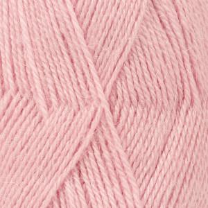 Drops Alpaca Garn Unicolor 3140 Lys Rosa