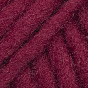 Drops Polaris Garn Unicolor 08 Rød