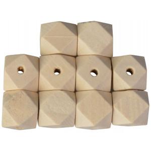 Infinity Hearts Treperler Geometriske 12 mm - 10 stk