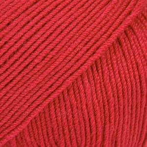 Drops Baby Merino Garn Unicolor 16 Rød