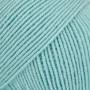 Drops Baby Merino Garn Unicolor 10 Lys Turkis