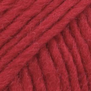 Drops Eskimo Garn Unicolor 08 Rød