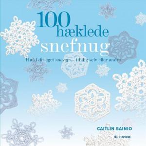 100 hæklede snefnug - Bok av Caitlin Sainio