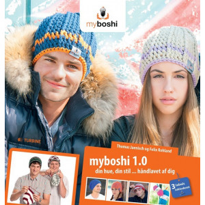 Myboshi 1.0 - Bok av Thomas Jaenisch og Felix Rohland