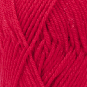 Drops Karisma Garn Unicolor 18 Rød