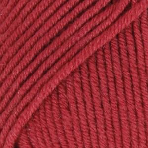 Drops Merino Extra Fine Garn Unicolor 11 Rød