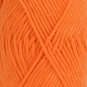 Drops Paris Garn Unicolor 13 Oransje