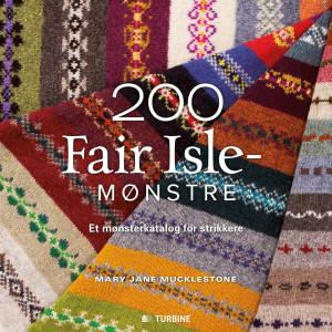 Bilde av 200 Fair Isle-mønstre - Bok Av Mary Jane Mucklestone