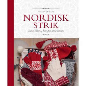 Nordisk strik - Bok afvJohanna Wallin