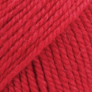 Drops Nepal Garn Unicolor 3620 Rød