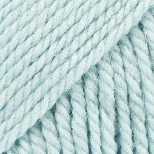 Drops Nepal Garn Unicolor 8908 Aqua Blå