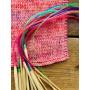 Infinity Hearts Rundpinnesett Bambus Natur/Print 60cm 2-10mm - 18 størrelser