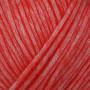 Infinity Hearts Lily Garn 30 Korallrød