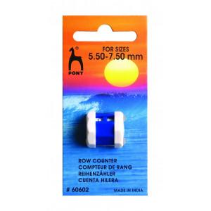 Pony Omgangsteller / Pinneteller 5,5-7,5mm - 1 stk