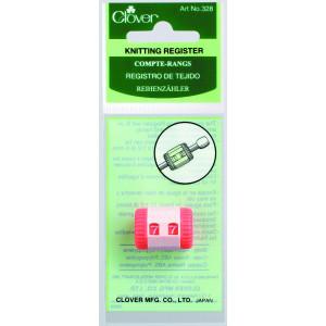 Clover Omgangsteller / Pinneteller 2-6,5mm - 1 stk