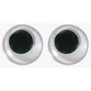 Rulleøyne til påsying 8 mm - 1 stk