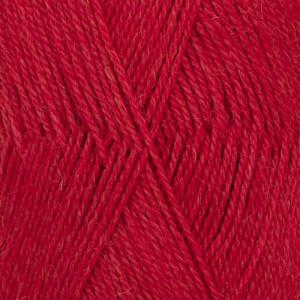 Drops Flora Garn Mix 18 Rød