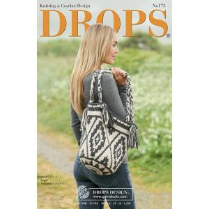 Drops katalog med strikke- og hekleoppskrifter nr. 173