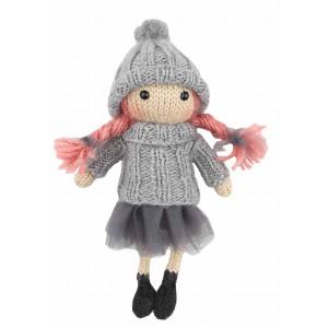 Go handmade Strikkekit Astrid 20 cm