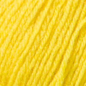 Järbo Miniraggi Garn Unicolor 68204 Gul