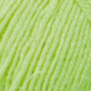 Järbo Miniraggi Garn Unicolor 68210 Lime