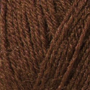Järbo Miniraggi Garn Unicolor 68213 Brun