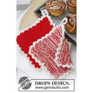 DROPS Design Strikkeoppskrifter, hekleoppskrifter og garn