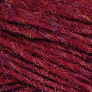 Bilde av Ístex Álafoss Lopi Garn Mix 9962 Vinrød