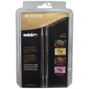 Bilde av Addi Click Turbo Utskiftbare Rundpinner Messing 13cm 5,50mm Us9