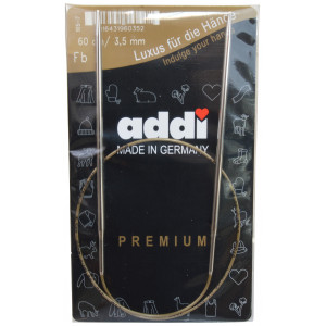 Bilde av Addi Turbo Rundpinner Messing 60cm 3,50mm / 23.6in Us4