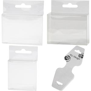 Plastikk opphengsesker
