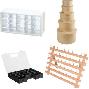 Oppbevaring - Vesker, esker, bokser og pennal