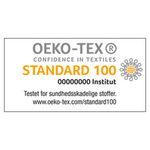 Oeko-Tex sertifisert garn