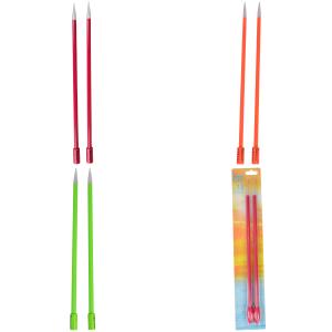 Strikkepinner med lys