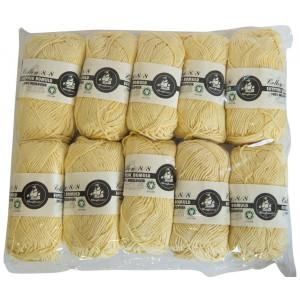 Mayflower Cotton 8/8 Organic Økologisk - Egyptisk bomuld - 2. sortering
