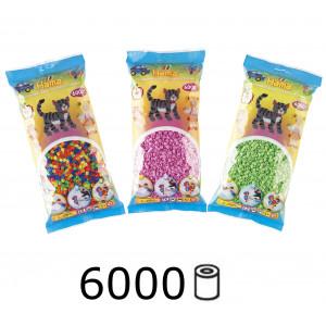 Hama Midi Perler 6000 stk