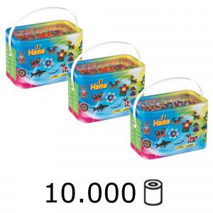 Hama Midi Perler 10.000 stk